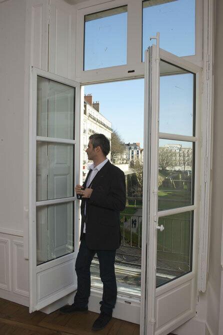 Fenêtre Et Porte Fenêtre En Bois à Lancienne Menuiserie Helleux