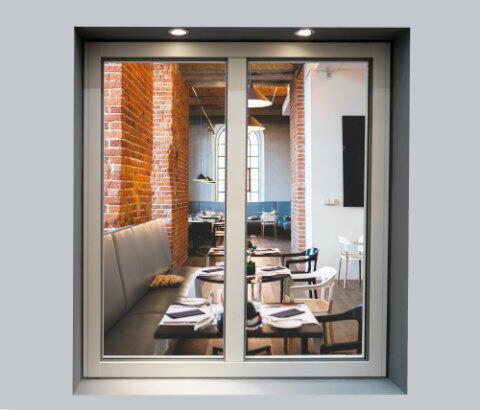 Fenêtre Et Porte Fenêtre En Alu Performance à Frappe Menuiserie